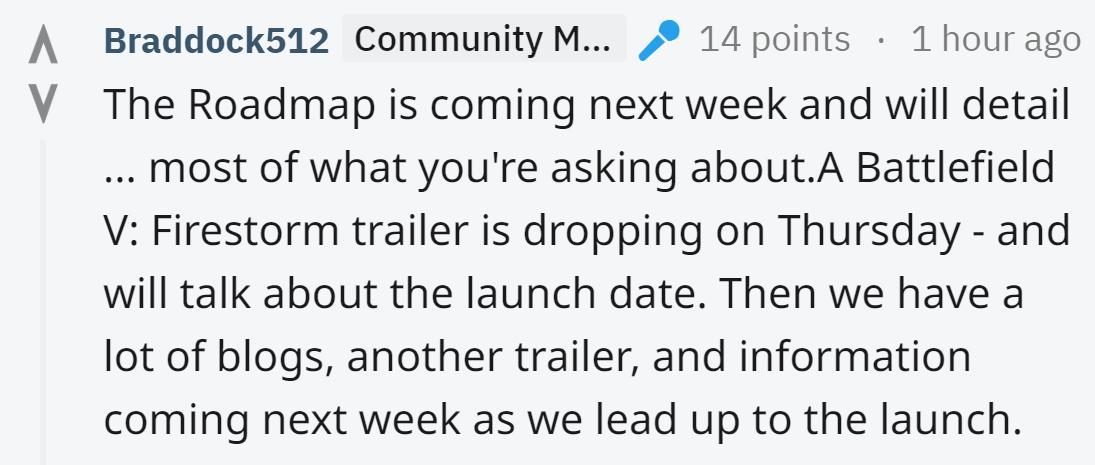 《战地5》大逃杀模式第二支预告周四上线 将公布发售日